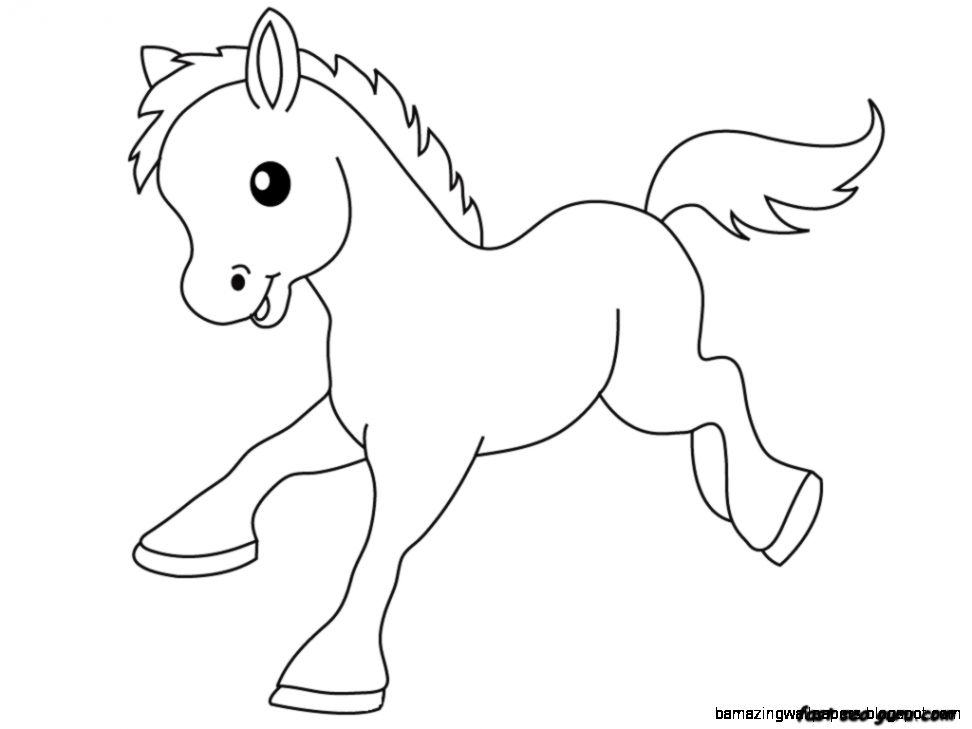 Baby animal drawings for kids amazing wallpapers for Baby animal coloring page