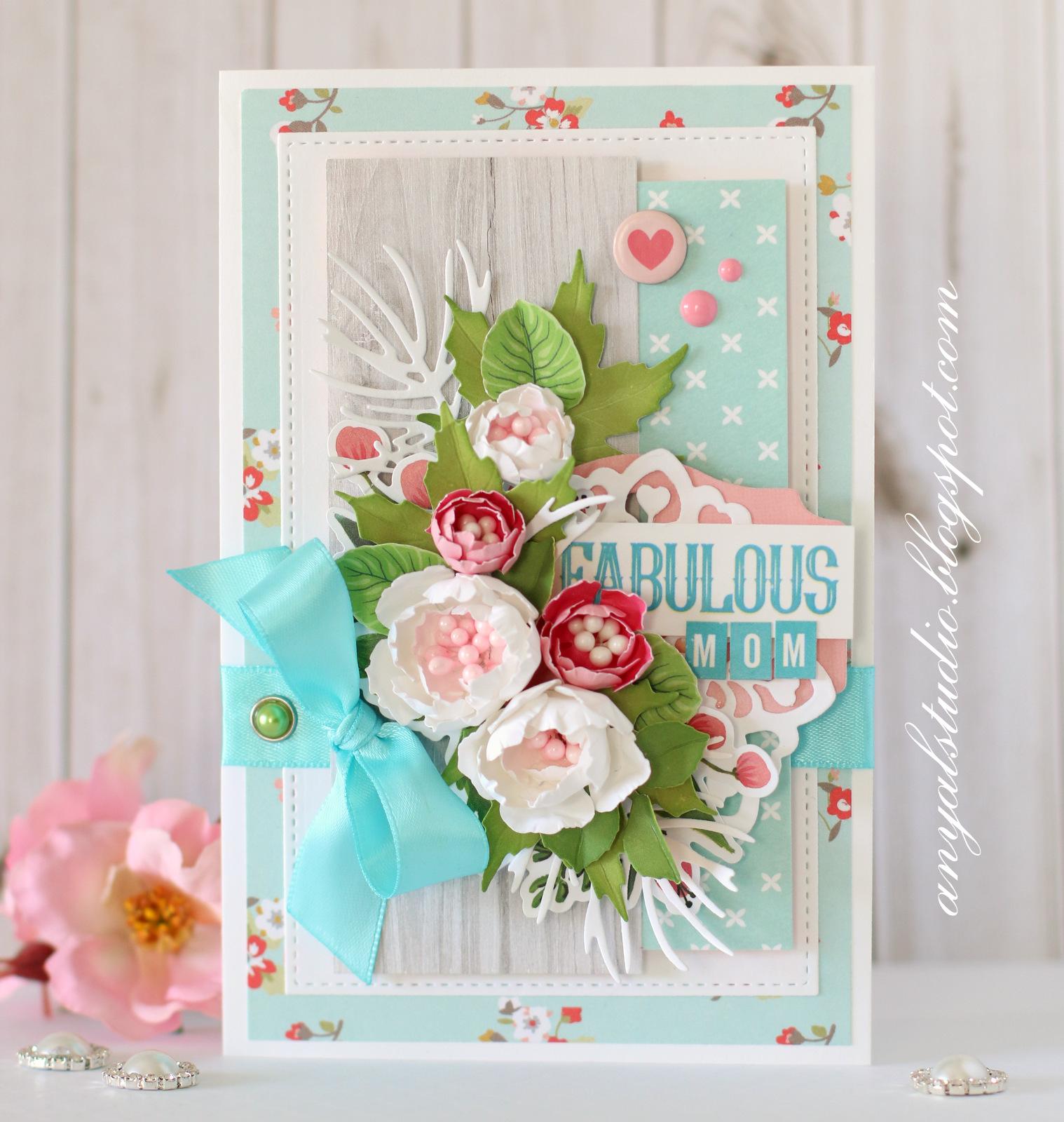 Подарок на свадьбу своими руками из цветов 23