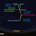 Tìm ra thiên hà Andromeda bằng hình vuông lớn của con ngựa bay và chòm sao Cassiopeia trên bầu trời tối 15/11