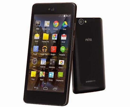 Spesifikasi dan Harga HP Android One Mito Impact A10