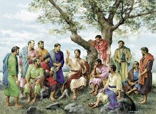 Jesus disciples
