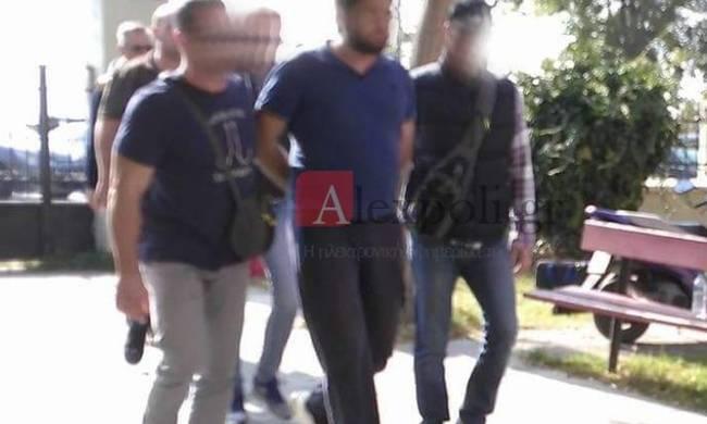 Φόβοι ότι ο Τζιχαντιστής στην Αλεξανδρούπολη ετοίμαζε χτύπημα – Τι ψάχνει η αστυνομία (video)