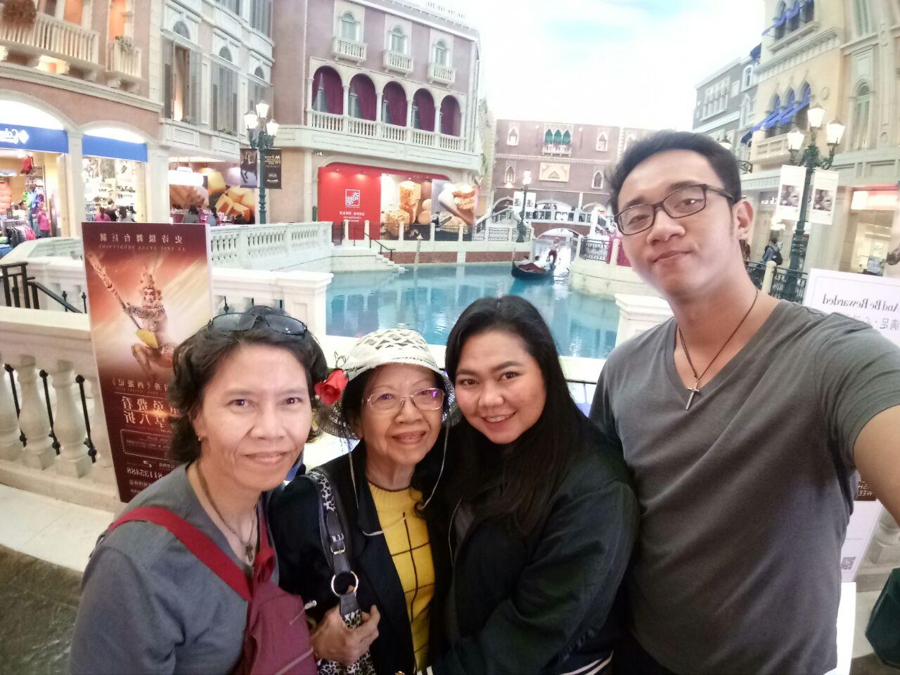 HONGKONG SHENZHEN MACAU 22-27 Okt 2017