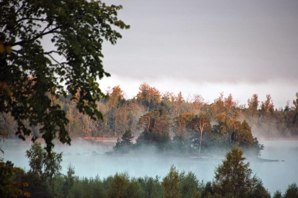 Ein Herbsttag in Südschweden
