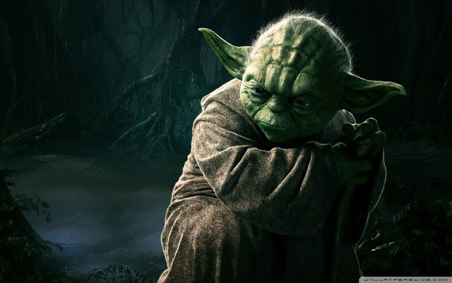 Star Wars, Art, Yoda, Delibriates