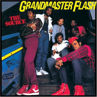 Grandmaster Flash – The Source (CD) (1986) (320 kbps)