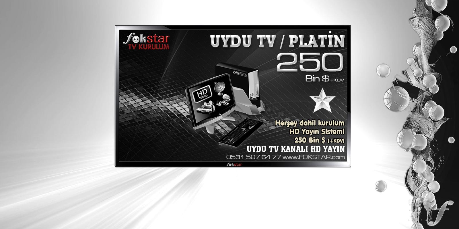 UYDU TV PLATİN