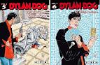 Publicidad italiana / Dylan Dog 5 vol.3 - Dylan Dog 6 vol.3