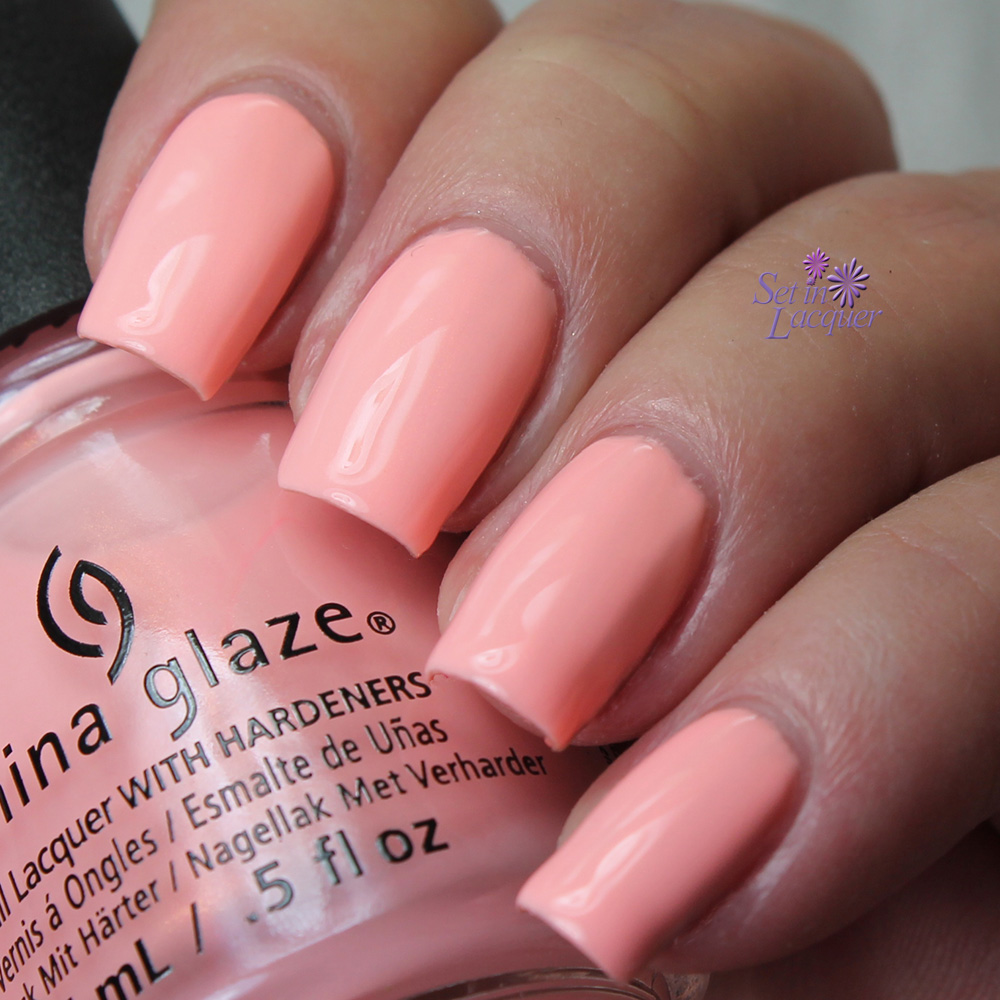 China Glaze Pack Lightly