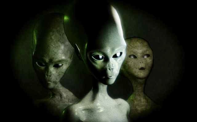 Bill Clinton Says Alien Invasion Could Unite The World