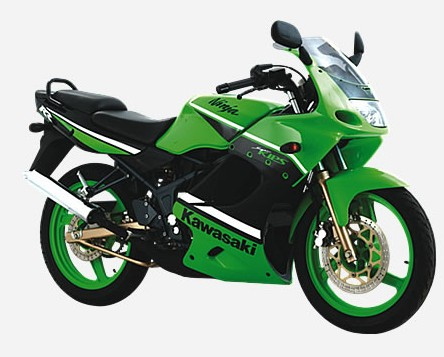 Kawasaki Ninja 150 RR With The Development Of Super Kips And HSAS As A Third Generation Technology Eco Friendly Reinforces His Prestige