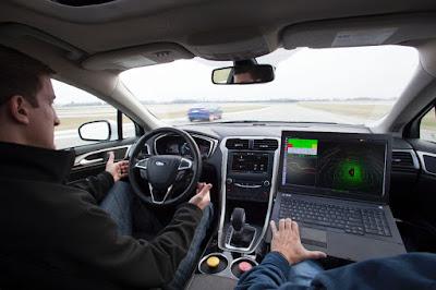 Ford Moves Closer to Autonomous Vehicle Development