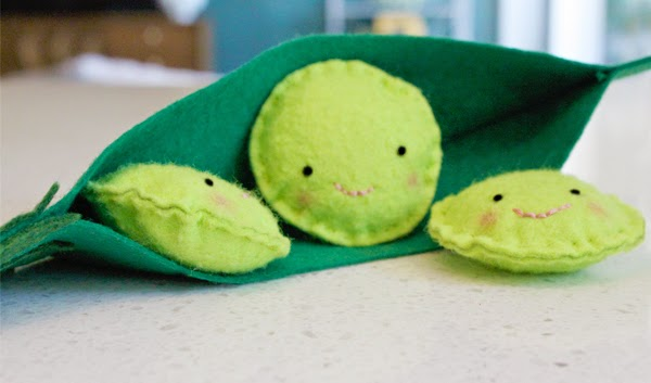 victorious archive pea in a pod craft