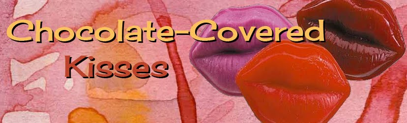 Chocolate-Covered Kisses