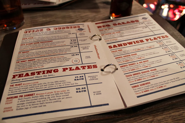 Red's True Barbecue BBQ Restaurant, Leeds, Food Review