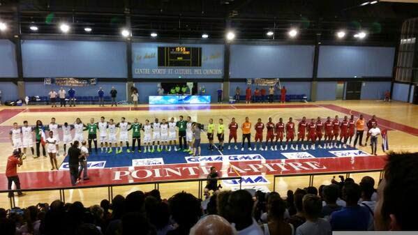 Francia vs Cuba | Mundo Handball
