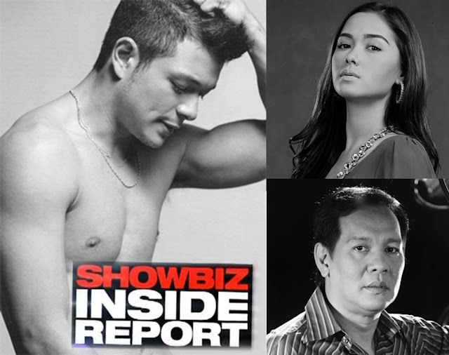 Jericho Rosales, Maja Salvador and Joey Marquez on Showbiz Inside Report this October 6