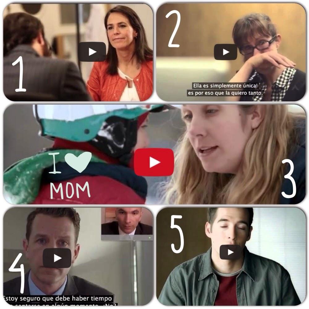 5 VÍDEOS PARA CELEBRAR EL DÍA DE LA MADRE