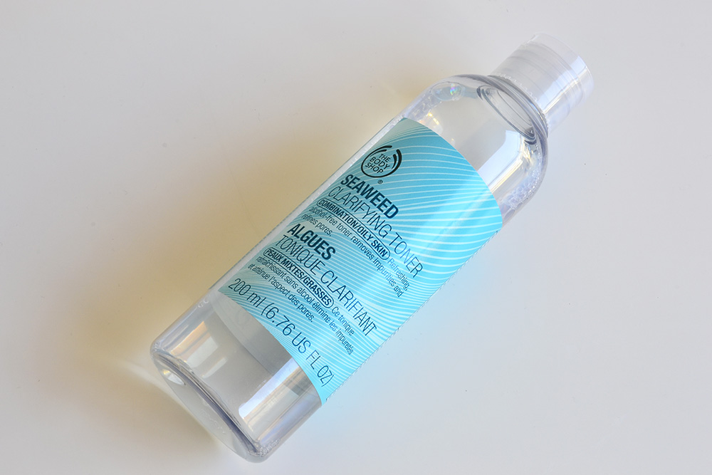 The Body Shop Seaweed Clarifying Toner