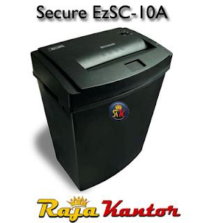 Mesin Penghancur Kertas  Secure EzSC 10 A