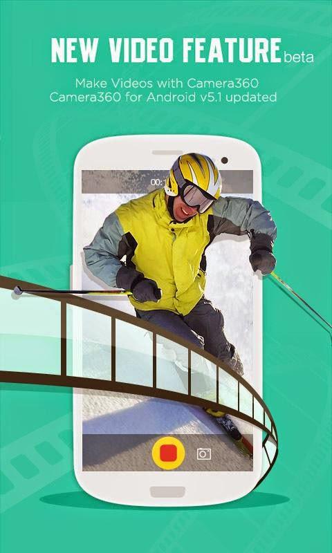 Aplikasi Camera360 Ultimate Android Apk Asik - 2