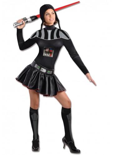 Disfraz de Darth Vader Mujer