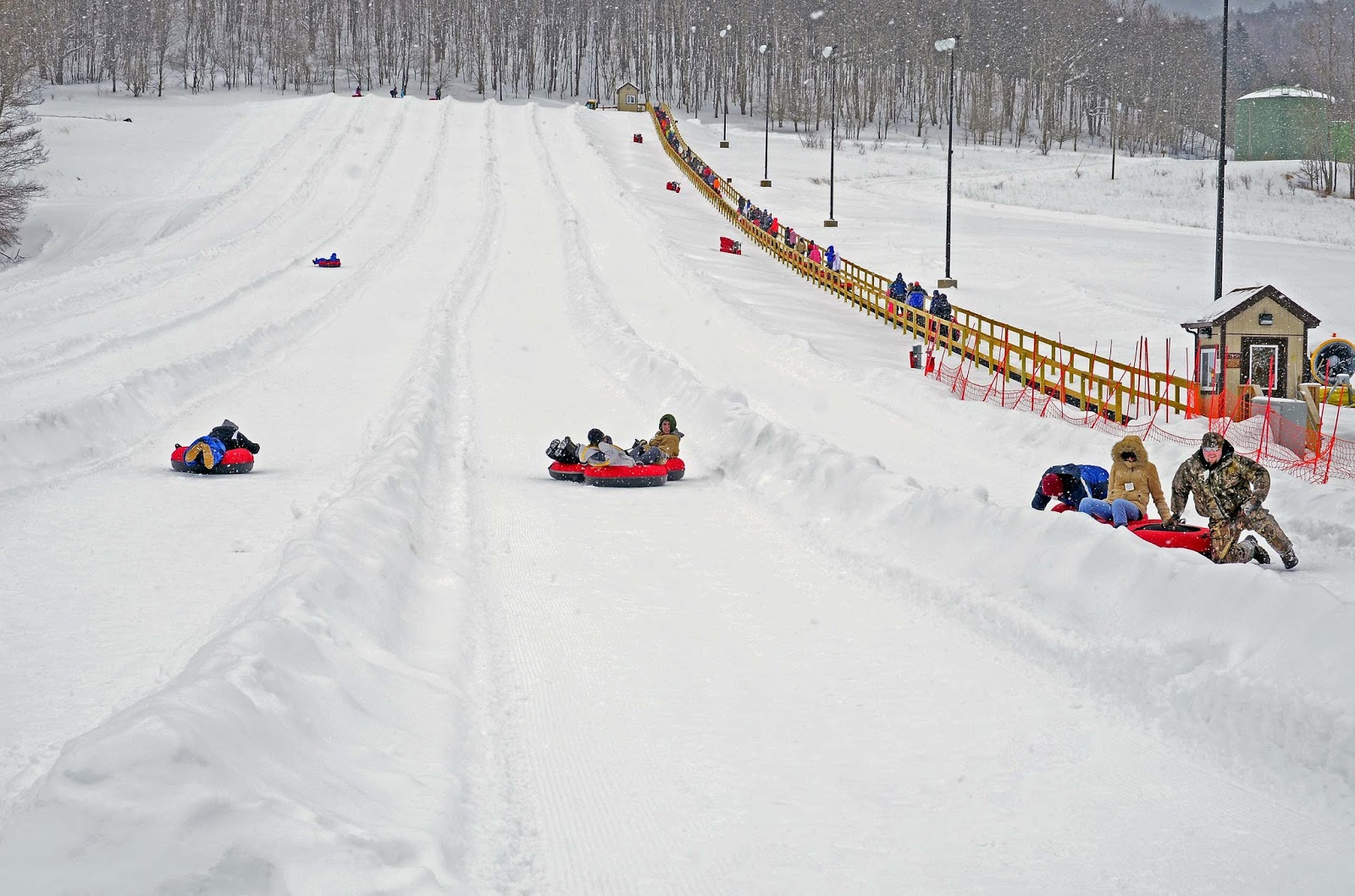 canaan valley ski resort: save on winter ski and snowtubing packages