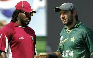 Gayle-Afridi-Big-Bash-League-Sydney-Thunder