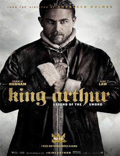 Rey Arturo La Leyenda de la Espada película