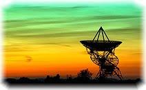 Обсерватория, антенна, астрономия