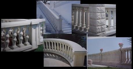 Balaustres de piedra quiero reformar mi casa - Balaustres de piedra ...