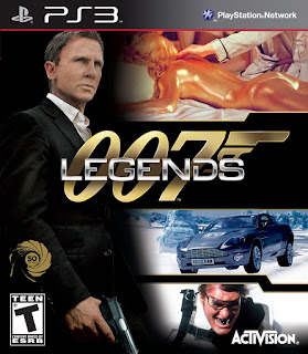 Download 007 Legends Torrent PS3 2012
