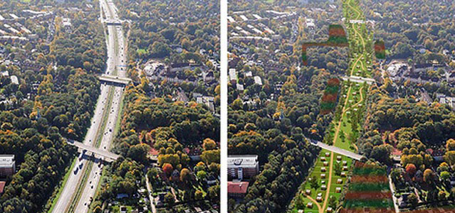 """This City Aims to Be """"Car Free"""" in 20 Years - Hamburg, Germany"""