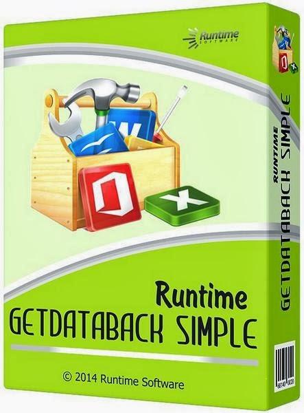 Runtime GetDataBack Simple v 1.00 Final [ENG] [Portable]