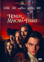 O Homem da Máscara de Ferro – Dublado (1998)
