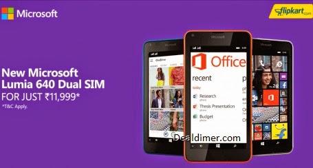 Microsoft Lumia 640 Dual SIM Price