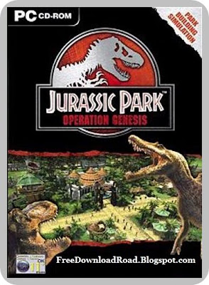 Jurassic Park Operation Genesis Pc Game Full Version Free Download Game Sentral