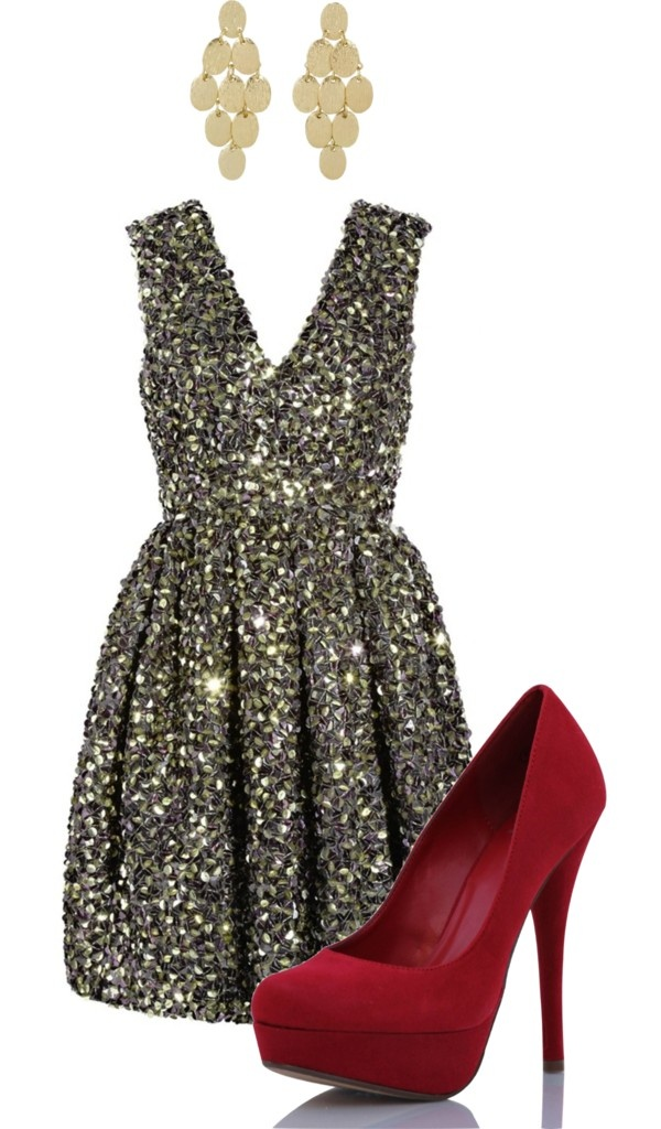 christmas party dresses - photo #4