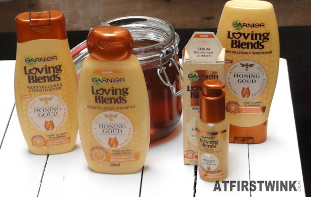 Garnier Loving Blends Honey Gold