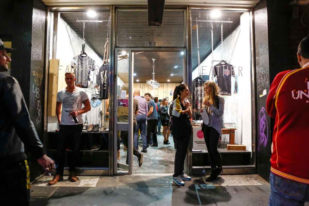 Iuter Launch Melbourne @ Father Clothing