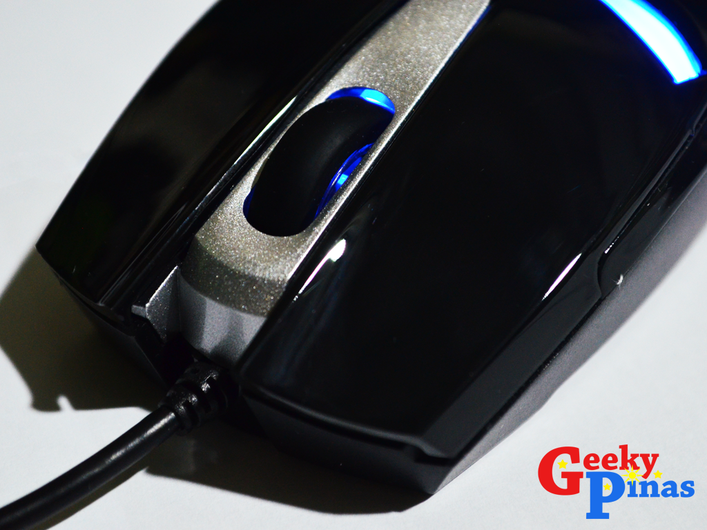 Newmen Iron man G306 Gaming Mouse