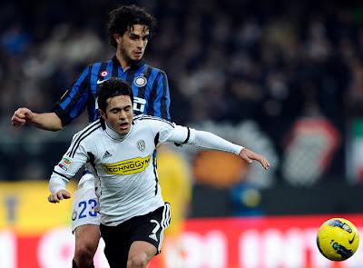 Cesena 0 - 1 Inter Milan (3)