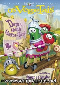 Os Vegetais Duque e a Grande Guerra de Torta