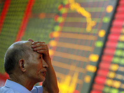 Investor Cina yang Pusing