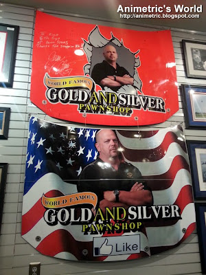 Gold and Silver Pawn Shop from Pawn Stars