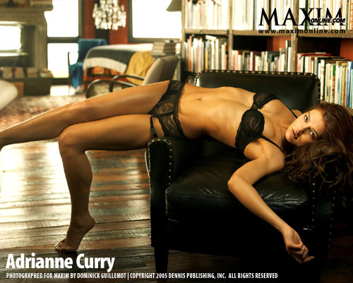 Adrianne Curry  America's Next Top Model