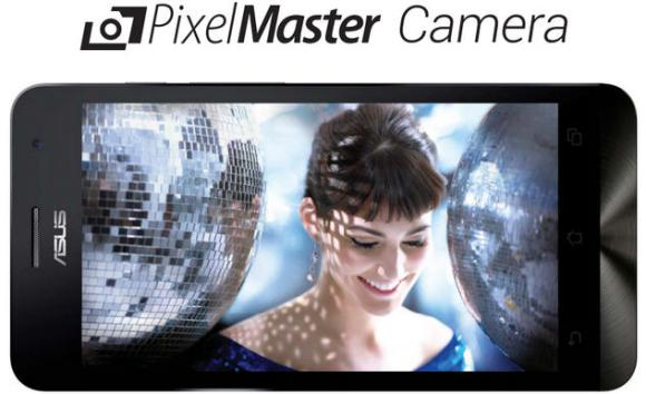 PixelMaster ZenFone