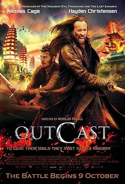 Filme Outcast
