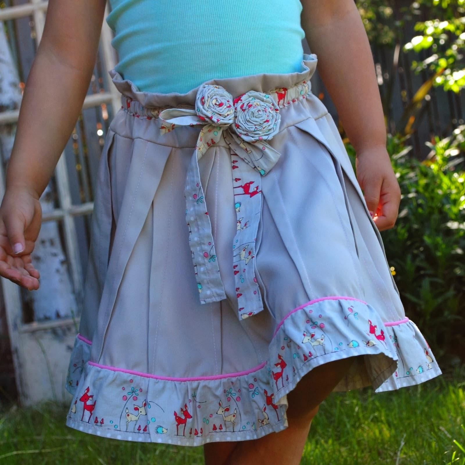 Origami Skirt