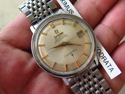 OMEGA CONSTELLATION CHRONOMETER PIE PAN DIAL - AUTOMATIC CAL 561